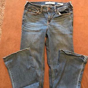 Hollister women's jeans